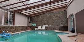 Vendo O Arriendo spectacular casa con piscina en Misicata/ Primero de Mayo