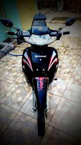 Motomel DLX 110 Black vendo exelente precio