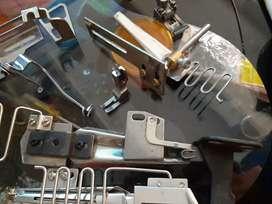 Se venden folder para máquinas de cocer planas
