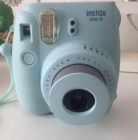 Fujifilm Instax Mini 8 Excelente Estado