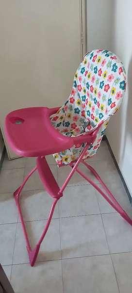 Venta silla comedor niña