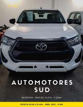 Toyota Hilux 2.8 4x4