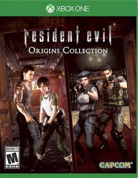 Resident Evil Origins Collection Xbox One, Físico
