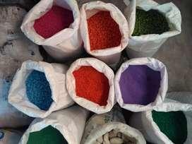 Arena sílice para acuarios  y decorativos natural y de colores