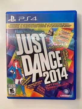 Just Dance 2014 Ps4 NUEVO