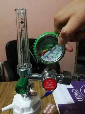 Vendo humificador más regulador de oxigeno