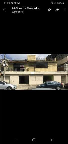 Casa potencial para clinicas servicios de salud, posee locales bodegas suite etc
