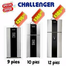 Nevera  refrigeradora  Challenger  cod 2828