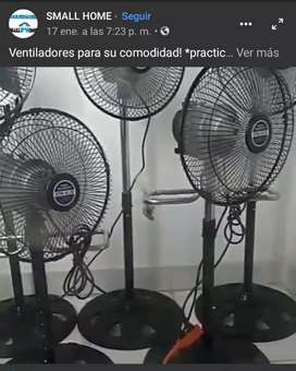 Ventiladores super Potentes y Ahorradores al por mayor y al dental