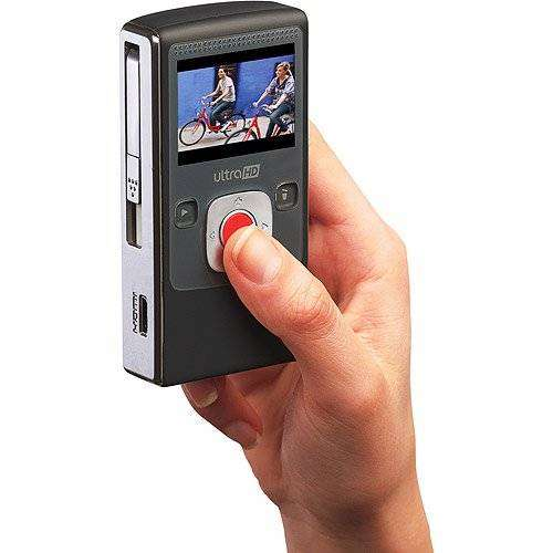 Videocámara Flip UltraHD 0