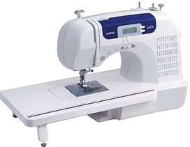 Mquina de coser Brother manual