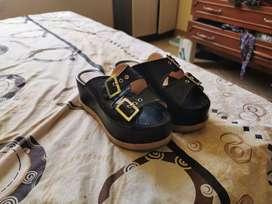 Sandalias altas talla 37