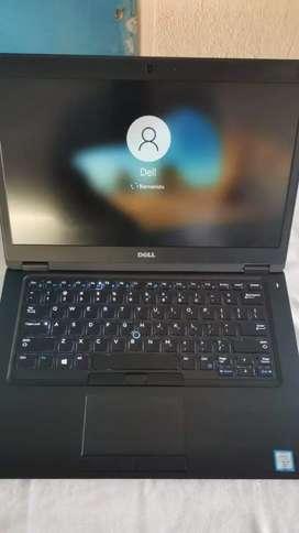 Dell Latitude 5480 corporativo Intel core i5 sexta generación