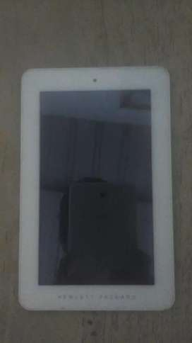 Se vende tablet hp en buen estado