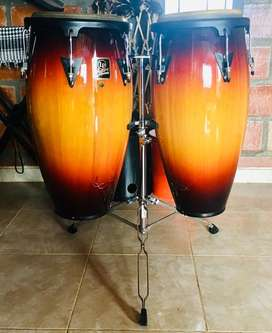Congas LP ASPIRE con Base