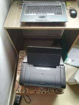 Impresora Mini.Portatil HP Officjet.470