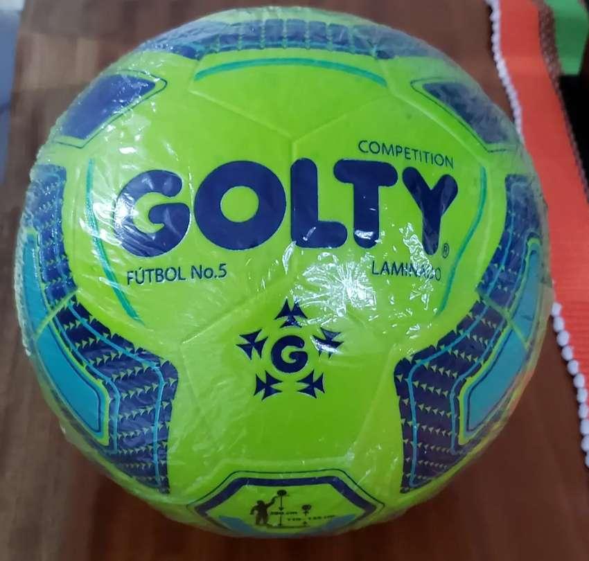 Balón de fútbol GOLTY No. 5 0