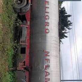 tanque de alfalto