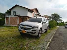 Vendo Chevrolet traiblazer 2020 4x4 Diesel 2800cc