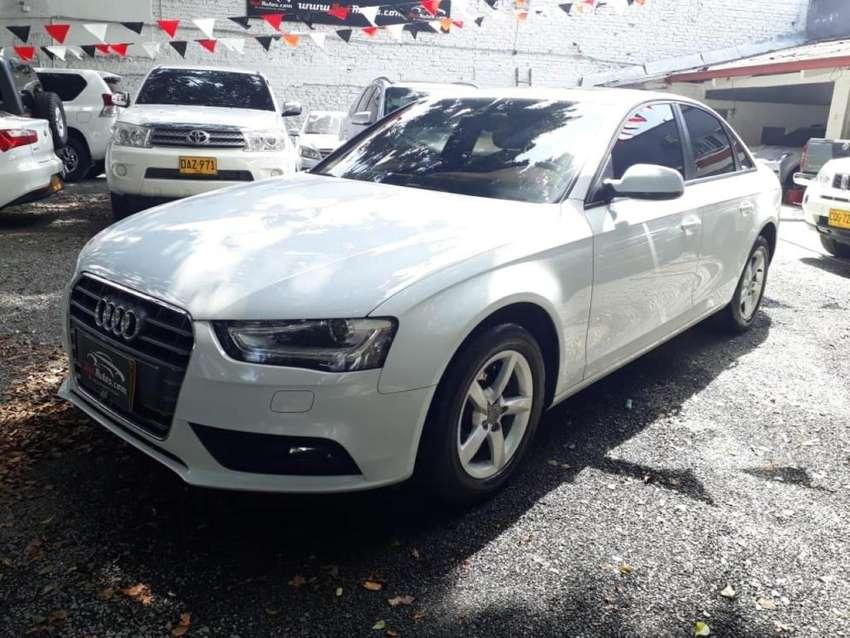 Audi A4 2015, MT, 1.8 0