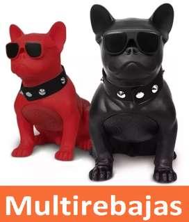 Parlante Bulldog Recargable