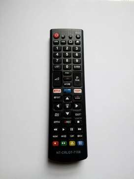 Control remoto tv lg smart