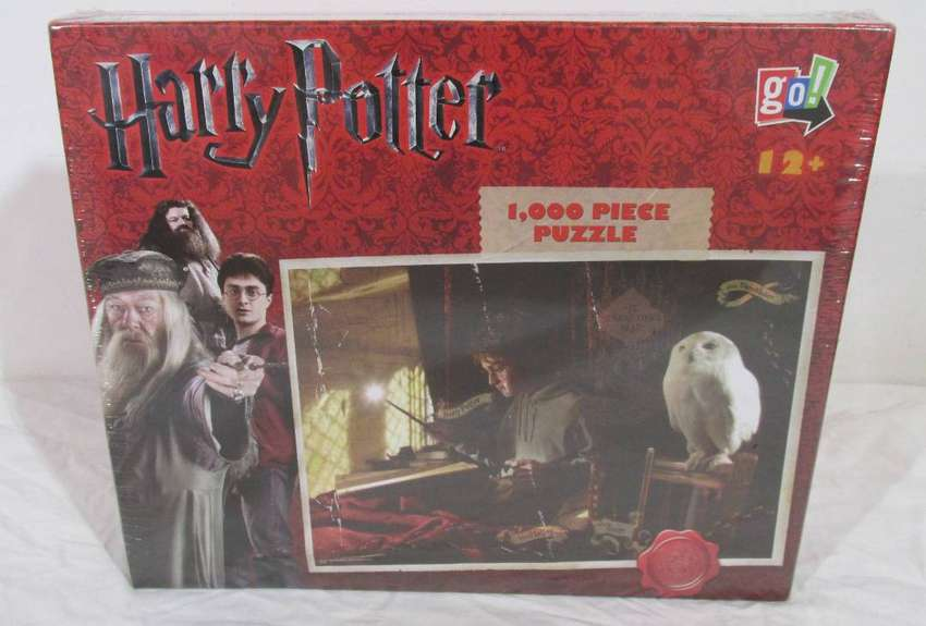 Rompecabezas De 1000 Piezas Harry Potter 0