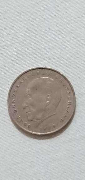Moneda alemana original