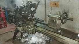 Torno metalurgico