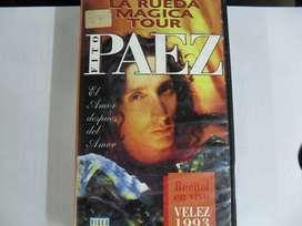 VHS Fito Paez