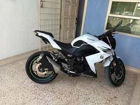 Vendo Kawasaki Z250 Bicilíndrica