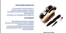 AFEITADORA SIRIUS CMS