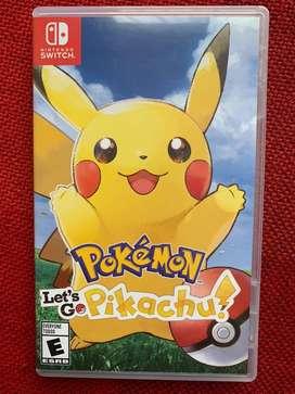 Nintendo Switch -Pokemon