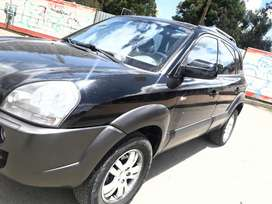 Vendo Hyundai Tucson 2008