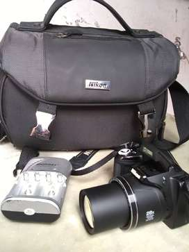 Camara Nikon coopix L 340