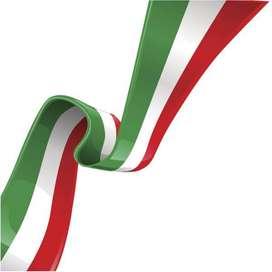Clases de italiano básico online