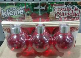 Varitas aromatizantes para Navidad