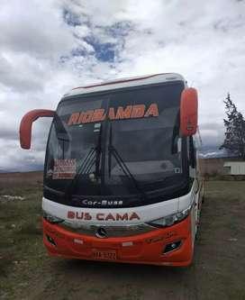 Bus Mercedez Benz motor posterior