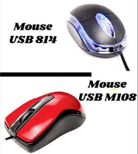 Mouse Ergonómicos e Inalámbricos modelos variados