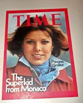 Calendario Time 1976 Carolina De Mónaco