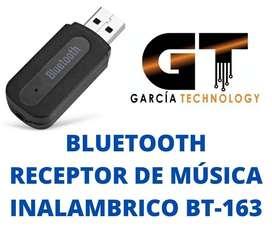 Bluetooth Receptor De Música Inalambrico Bt-163