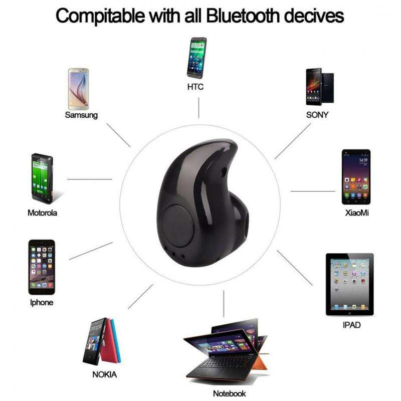 manos libres bluetooth s530 unidad auricular inalambricos musica llamadas recepcion 0