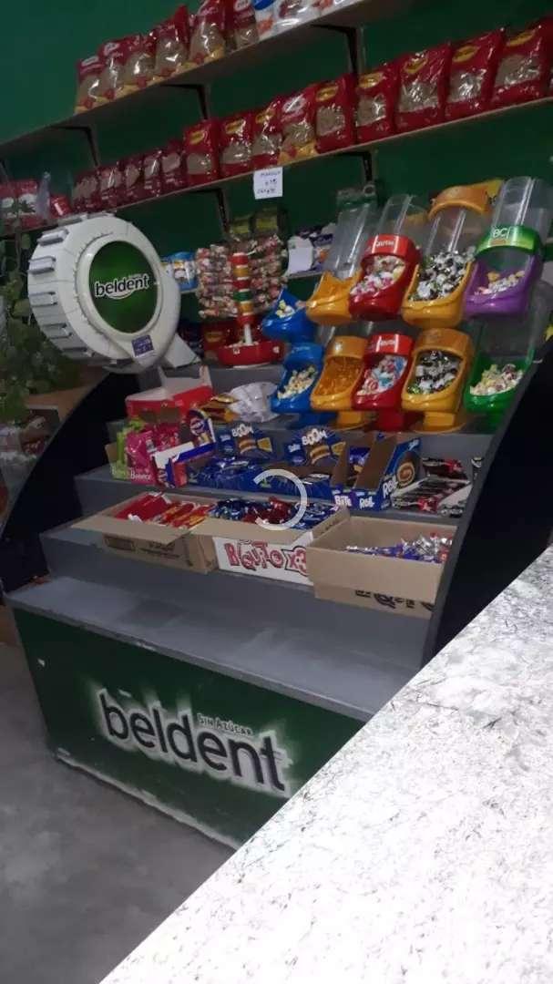 Tribuna de caramelos 0
