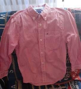 Camisa tommy para niño