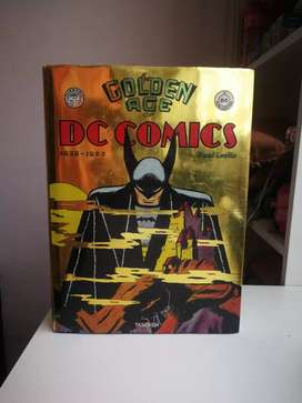 The Golden Age of Dc Cómics