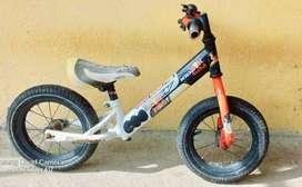 Bicicleta ️para niño