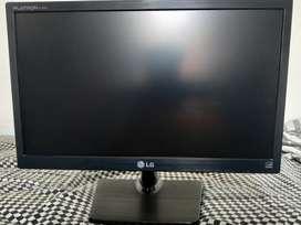 Monitor LG 19 usado