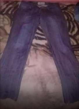 Jeans de Dama Talle 40
