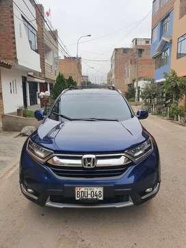 Honda CRV Grand Touring 2018
