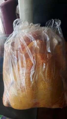 pollo campesino sin químicos